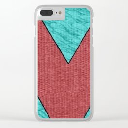 Go RVA !! Clear iPhone Case