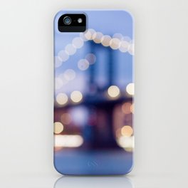 NYC Dream iPhone Case