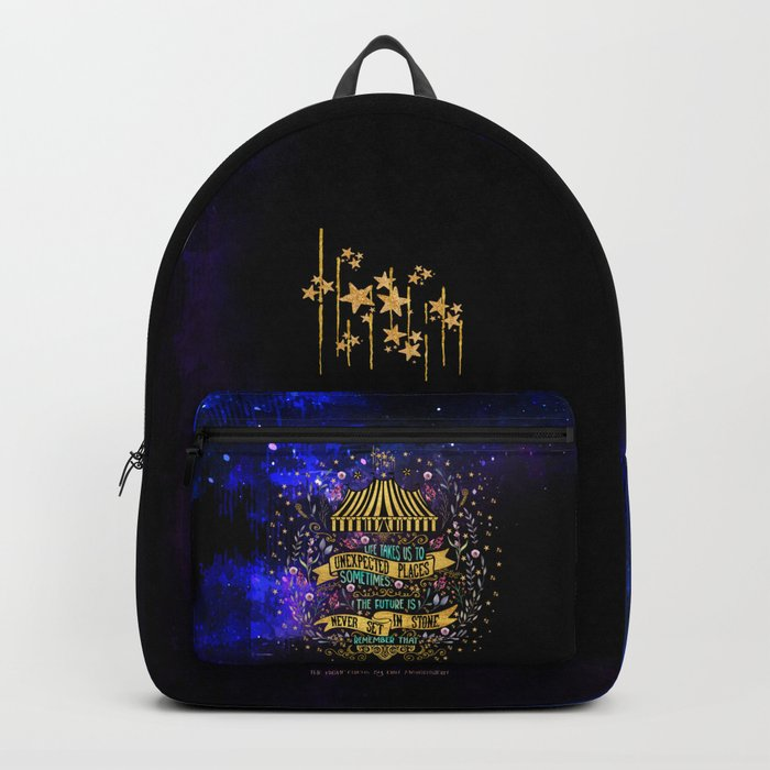 The Night Circus- Unexpected Places Backpack