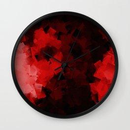 SELFIE DANGER Wall Clock
