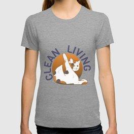 Clean living T-shirt