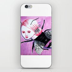 bee Linda iPhone & iPod Skin
