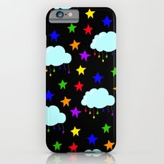 I wish it could rain colors iPhone 6s Slim Case