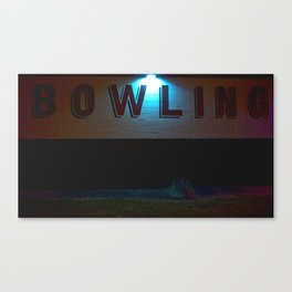 Changing Canvas Print