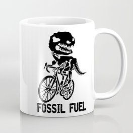 Fossil fuel Coffee Mug