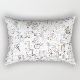 noise mashine Rectangular Pillow