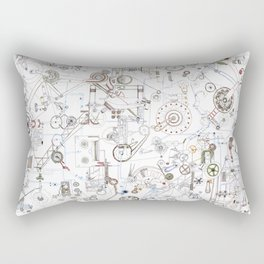 noise mashine Rectangular Pillow