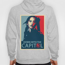 Down With Capitol  Hoody