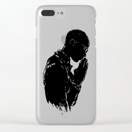 Believing Clear iPhone Case