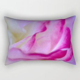 rose half full Rectangular Pillow