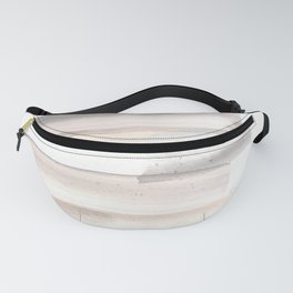 150129 Neutral Cool Abstract 6 Fanny Pack