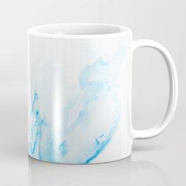Blue Watercolor Coffee Mug