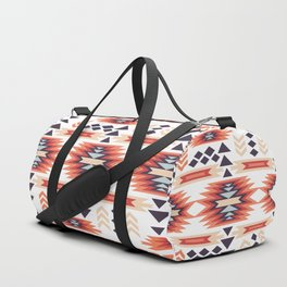 American Native Pattern No. 168 Duffle Bag