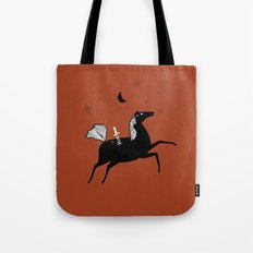 Good Courage Tote Bag