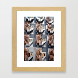 Scottish Parliament, Edinburgh Framed Art Print