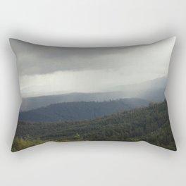 Alpine Ranges ~ Australia Rectangular Pillow