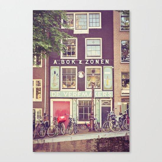 A. BOK & ZONEN Canvas Print