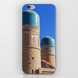 Chor Minor - Bukhara, Uzbekistan iPhone Skin