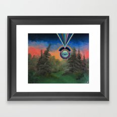 The Joy of Painting Framed Art Print