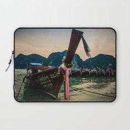 Boats Laptop Sleeve