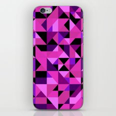 Green Machine / Pattern #8 iPhone & iPod Skin