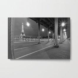 Paris - City of Light Metal Print