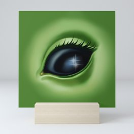 Alien Eye - Eye See You Mini Art Print