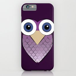 Sofia's Owls iPhone Case