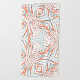 Planthouse 2 Coral Beach Towel