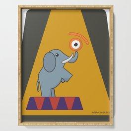 eye.lephant Serving Tray