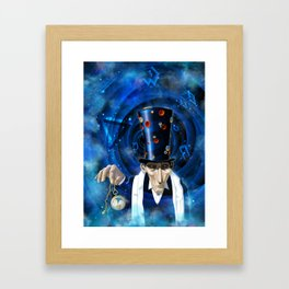 Dr. Eams Framed Art Print
