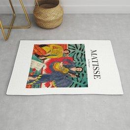 Matisse - La Musique Rug