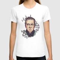 christopher walken T-shirts featuring Christopher Walken by Ella Betts
