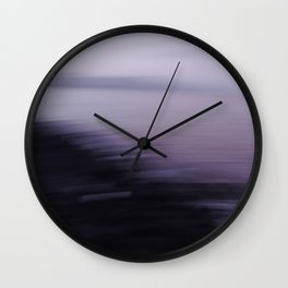 The Wave 3 Wall Clock