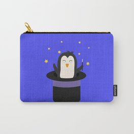 Penguin magician   Carry-All Pouch
