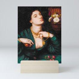 Dante Gabriel Rossetti Monna Pomona 1864 Mini Art Print