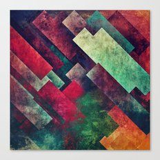 pyst-wyntyr wyntyr Canvas Print