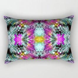 Mirror Print Rectangular Pillow