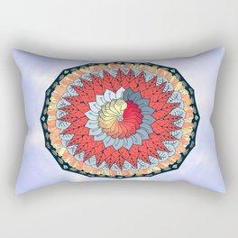 Auspicious Rectangular Pillow