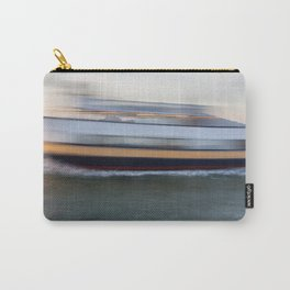Fast Boat Past Alcatraz Carry-All Pouch