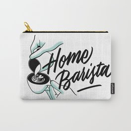 Home barista - Latte art lovers Carry-All Pouch