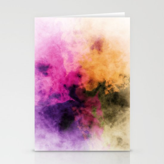 Zero Visibility Rebirth Stationery Cards