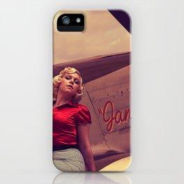Janie iPhone Case
