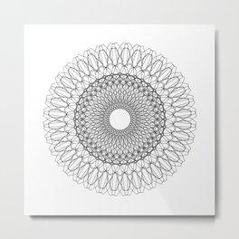 Rosone 1 Metal Print