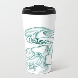 Of the Water #1 Metal Travel Mug