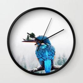 Symbiosis Wall Clock
