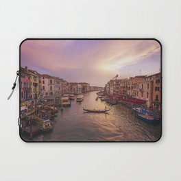 The Grand Canal Laptop Sleeve