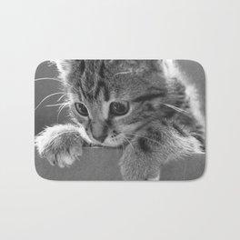 Kitten in a Box Bath Mat