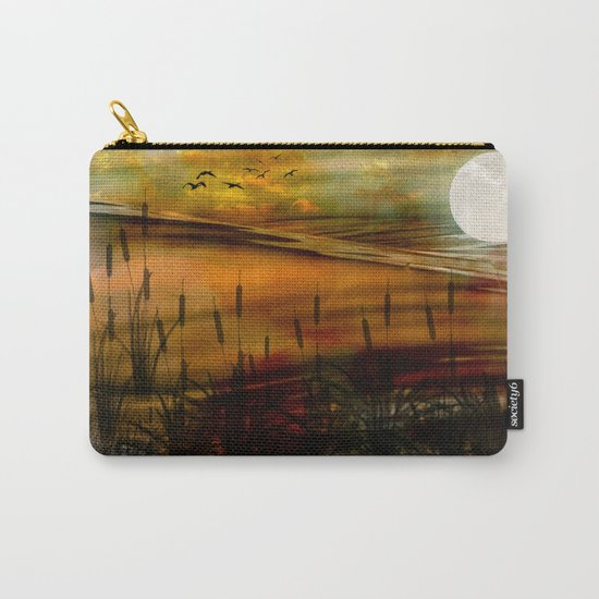 Aura Of Tranquillity Carry-All Pouch