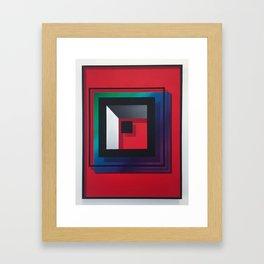 maintain Framed Art Print